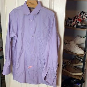 Roundtree And Yorke Gold Label Button Down Shirt